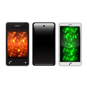 Diseño de teléfono movil