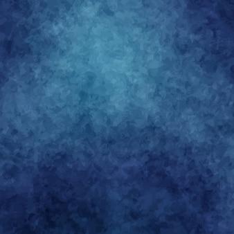 Diseño de textura grunge azul