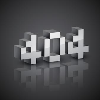 Diseño del error 404