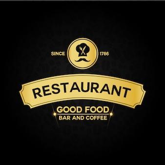Diseño logo restaurante