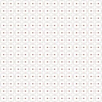 Diseño moderno de patrón sin fisuras