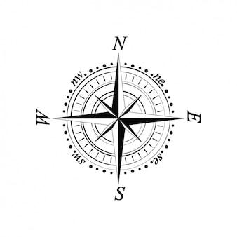 Diseño de brújula