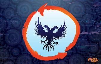Doble águila de cabeza