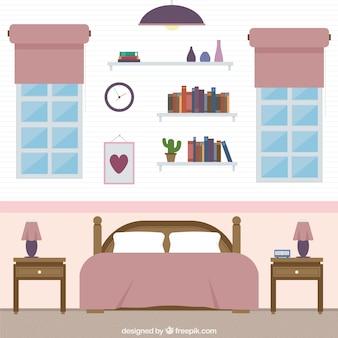 Dormitorio lindo