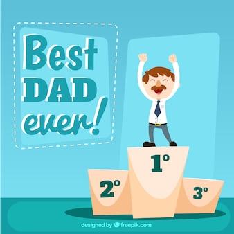 El mejor papá!