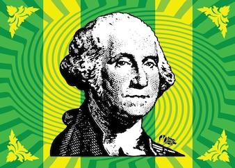 El presidente Washington