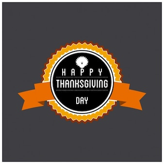 Elegante fondo para el día de acción de gracias