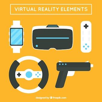 Elementos de realidad virtual