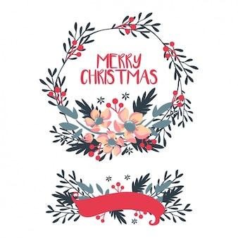 Elementos christmas collection descargar vectores premium - Decorativos de navidad ...