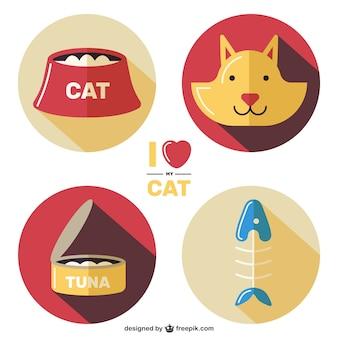 Elementos para mi gato
