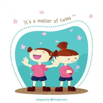 Es cuestión de gemelos