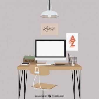 Artista trabajo fotos y vectores gratis - Disenador de espacios ...