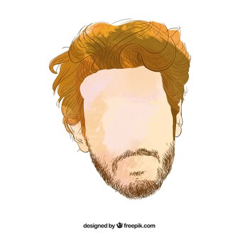 Estilo de pelo del hombre
