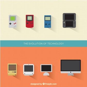 Evolución de Videojuegos