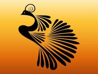 Fantasy bird criatura mitología