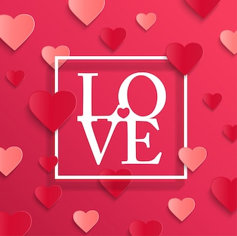 Feliz día de San Valentín.