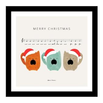 Feliz navidad, linda cancion