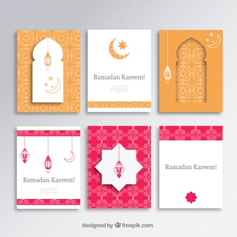 Folletos de Ramadán