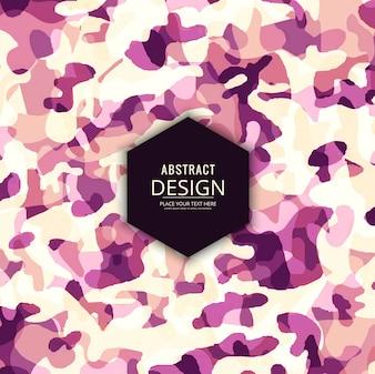Fondo abstracto colorido, textura de camuflaje