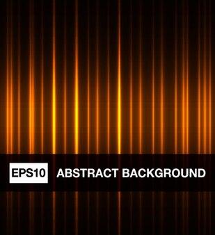 Fondo abstracto con los rayos de luz