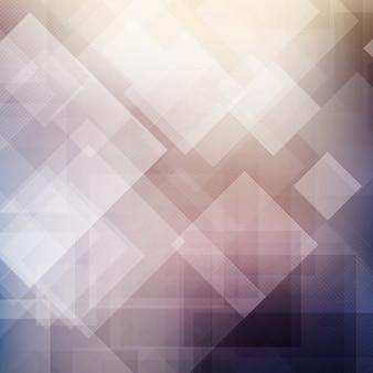 Fondo abstracto con un diseño geométrico