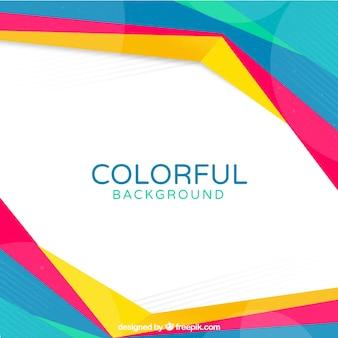 Fondo abstracto de colores