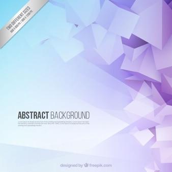 Fondo abstracto de cubos 3D