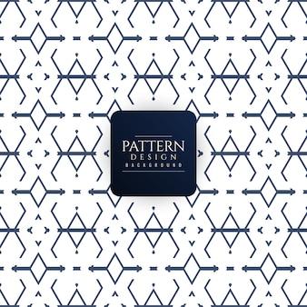 Fondo abstracto de patrón sin fisuras