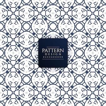 Fondo abstracto elegante de patrón sin fisuras