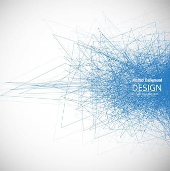 Fondo abstracto moderno de tecnología