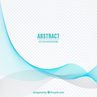 Fondo abstracto ondulado