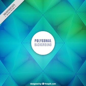Fondo abstracto poligonal