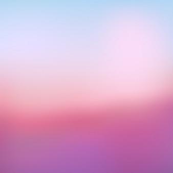Fondo abstracto rosa y azul con efecto degradado
