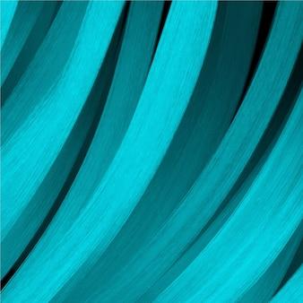 Fondo abstracto suave azul ondulado
