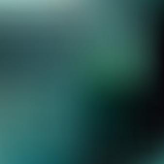 Fondo abstracto verde oscuro desenfocado