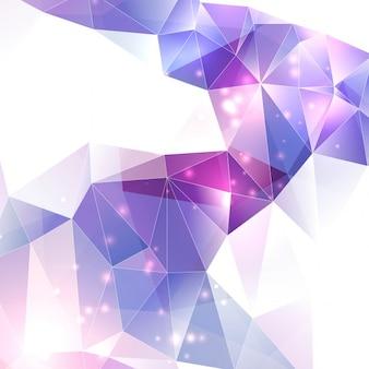 Fondo Abstracto violeta