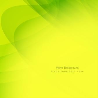 Fondo amarillo con líneas abstractas