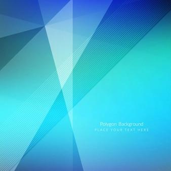 Fondo azul brillante