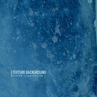 Fondo azul con textura grunge