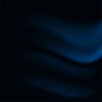 Fondo azul oscuro con formas onduladas