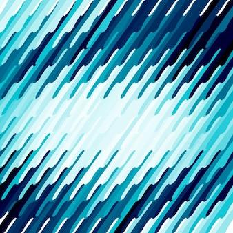 Fondo azul oscuro en diseño plano
