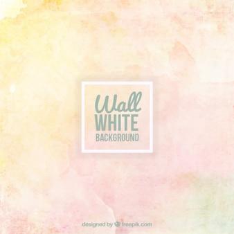 Fondo blanco de pared