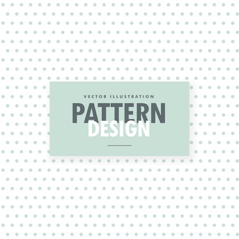 Fondo blanco mínimo con patrón de puntos azules claros