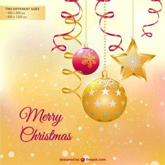 Fondo brillante para Navidad