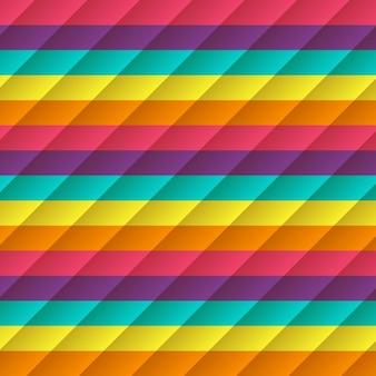 Fondo colorido de lineas