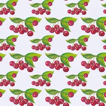 Fondo con patrón de uvas