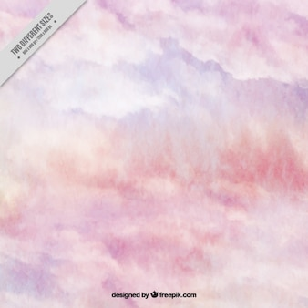 Fondo con textura de acuarela rosa