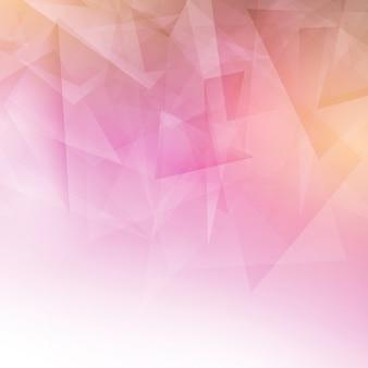 Fondo con un diseño geométrico