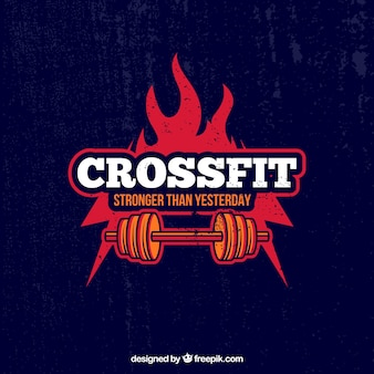 Fondo crossfit
