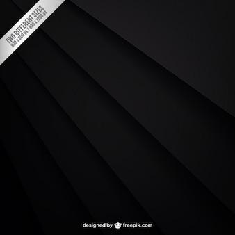 Fondo de capas negras